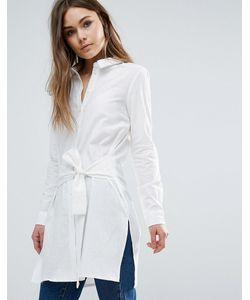 Vero Moda | Длинная Рубашка С Завязками
