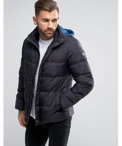 Puffa | Пуховая Куртка С Капюшоном
