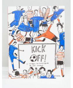 Books | Книга Kick Off Football Activity Book
