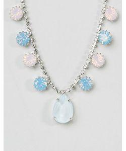 Krystal | Ожерелье С Подвеской И Кристаллами Swarovski От