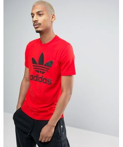 adidas Originals | Футболка С Логотипом-Трилистником Bk7167