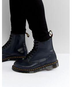 Dr. Martens | Ботинки С 8 Парами Люверсов 1460