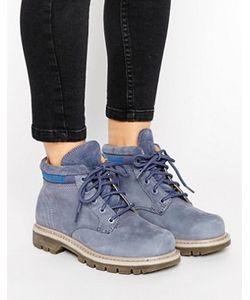 Cat Footwear | Ботинки На Плоской Подошве На Шнурках Cat Ridge