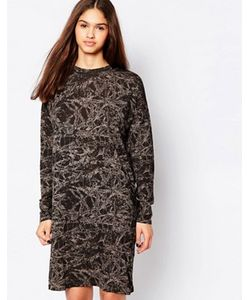 Minimum   Цельнокройное Платье С Принтом