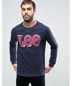 Lee | Свитшот С Логотипом
