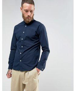 Selected Homme | Приталенная Оксфордская Рубашка Из Хлопка