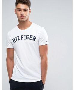 Tommy Hilfiger | Футболка С Круглым Вырезом И Логотипом