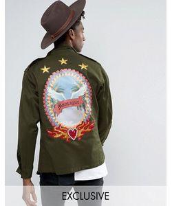 Reclaimed Vintage | Куртка В Стиле Милитари Revived X Romeo Juliet