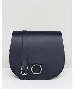 Leather Satchel Company | Сумка С Застежкой-Кольцом