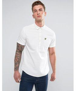 Lyle&Scott | Оксфордская Рубашка С Коротким Рукавом