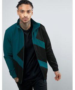 adidas Originals | Зеленая Спортивная Куртка Berlin Bk7209