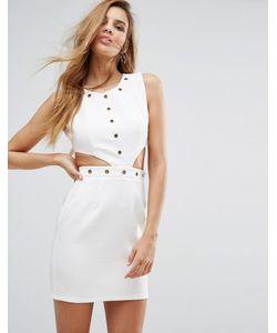 Glamorous | Платье С Вырезом