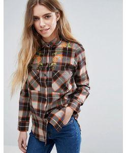 Glamorous | Рубашка С Вышивкой