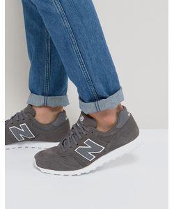 New Balance | Кроссовки 373 Premium Ml373tg