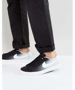 Nike SB | Черные Кроссовки Blazer Vapor 902663-014