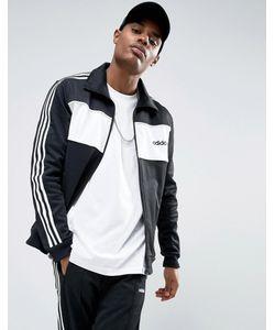 adidas Originals | Черная Спортивная Куртка Колор Блок London Pack Bq9368