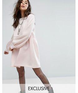 Rokoko | Свободное Трикотажное Платье