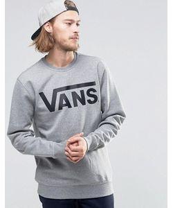 Vans | Классический Свитшот С Круглым Вырезом V00yx0ady