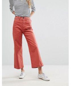 Mih Jeans | Укороченные Джинсы С Широкими Штанинами M.I.H Jeans Caron