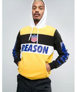Reason | Худи С Принтом На Рукаве