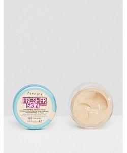 Rimmel London | Тональная Основа Fresher Skin Spf15