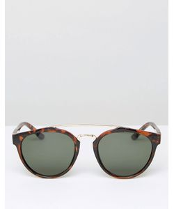 D-Struct | Round Sunglasses In Tort