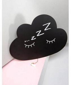 Sass & Belle | Черная Доска В Форме Облака Sweet Dreams