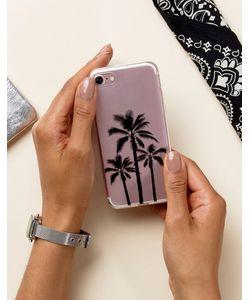 Signature | Чехол Для Iphone 7 С Принтом Пальм