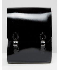 Leather Satchel Company | Лакированный Рюкзак