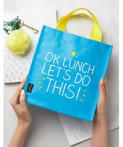 Happy Jackson | Lets Do This Lunch Tote