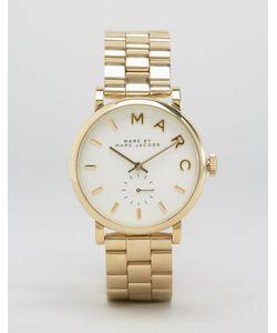 Marc Jacobs | Золотистые Часы Baker Mbm3243 Золотой