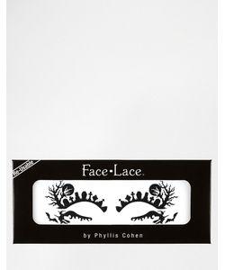 Facelace | Украшения Для Лица На Хеллоуин Face Lace Halloween
