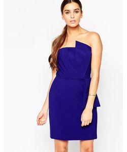 Adelyn Rae | Асимметричное Платье Без Бретелек