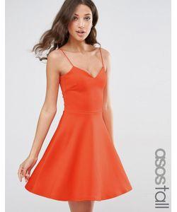 ASOS TALL | Короткое Приталенное Платье