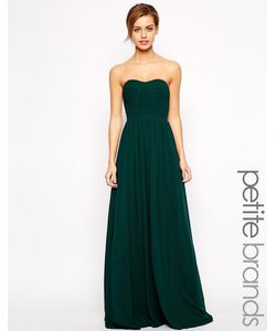 Jarlo Petite | Длинное Платье-Бандо