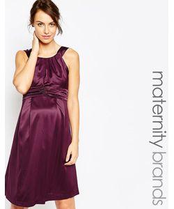 Ripe | Цельнокройное Платье Для Беременных Maternity Samantha