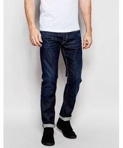 GAS Jeans | Прямые Джинсы Из Селвидж-Денима Gas Morrison