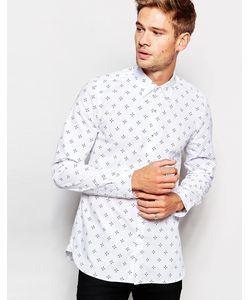 Peter Werth | Рубашка С Принтом