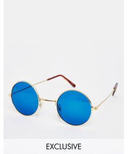 Hindsight Vintage | Круглые Солнцезащитные Очки Kendall