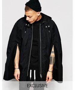 Black Eye Rags | Куртка С Отстегивающимся Капюшоном