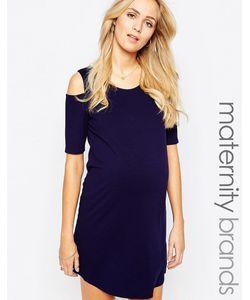 Kate Thomas | Трикотажное Платье Для Беременных С Открытыми Плечами