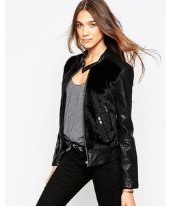 Blank | Куртка С Контрастной Отделкой Nyc