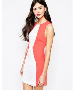 Aryn K | Платье Колор Блок