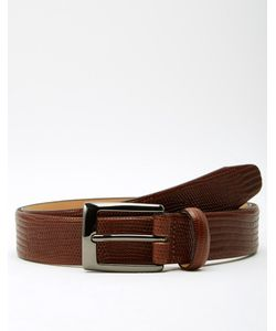 The British Belt Company | Кожаный Ремень British Belt Company Рыжий