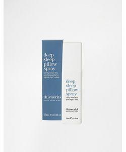 this works | Спрей Для Подушки Deep Sleep Pillow Spray 75 Мл