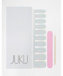 JUKU Nails | Наклейки Для Ногтей С Принтом Конфетти