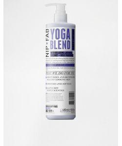 Nip+Fab   Молочко Для Тела Yoga Blend 490 Мл Лосьон