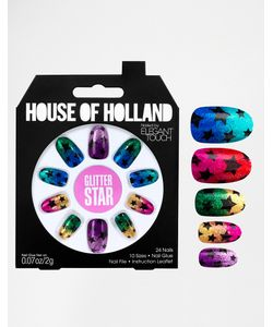 ELEGANT TOUCH | Накладные Ногти House Of Holland By