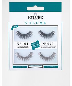 Eylure | Накладные Ресницы Love It Try It Volume Lashes