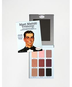 The Balm | Thebalm Meet Matte Trimony Матовые Тени Для Век Matte